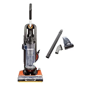Eureka Brushroll Clean Pet Upright Vacuum with Suction Seal Technology AS3401AX