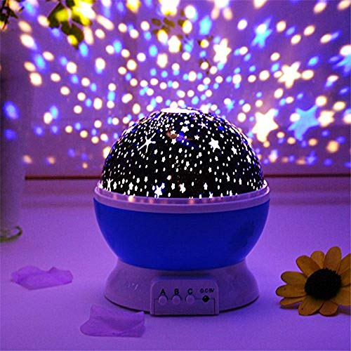 Projector Light for Home Decoration