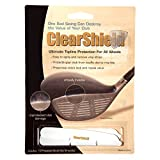 New Edge Sports Clear Shield Protection Strips for Woods Topline | Golf Club Head ClearShield