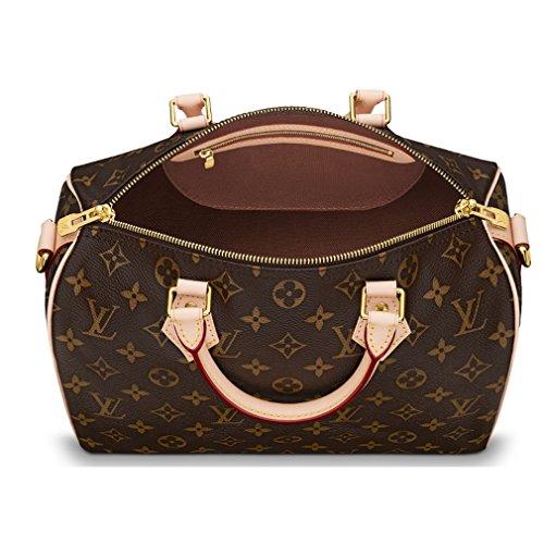 Louis Vuitton Made In France >> Louis Vuitton Monogram Canvas Speedy Bandouliere 30 Article M41112