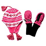 Product review for SnowStoppers Kids Nylon Mittens and Sherpa Knit Hat Sets