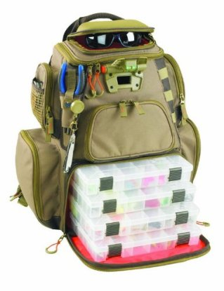 Wild River Tackle Tek Nomad Lighted Backpack