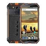 Ulefone Armor 3 Rugged Cell Phones Unlocked Android 8.1 21MP Camera IP68 Waterproof 10300mAh 64GB 4GB 5.7''Display+NFC GPS GLONASS Dual Sim Smartphone
