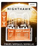 GE Lighting H11-55NH/BP2 Nighthawk Automotive Replacement Bulb, 2-Pack