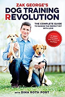 A revolutionaryway to raise and train your dog.Zak George is a new type of dog trainer. A dynamic YouTube star and Animal Planet personality with a fresh approach, Zak helps you tailor training to your dog's unique traits and energy level—leading to...