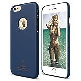 iPhone 6S Case, elago [Slim Fit][Soft Feel Jean Indigo] - [Light][Minimalistic][True Fit] - for iPhone 6/6S