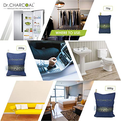 Dr. CHARCOAL Non-Electric Air Purifier 5