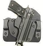 Everyday Holsters Beretta 92/96 Hybrid Holster IWB Right Hand Black Tuckable Adjustable Retention