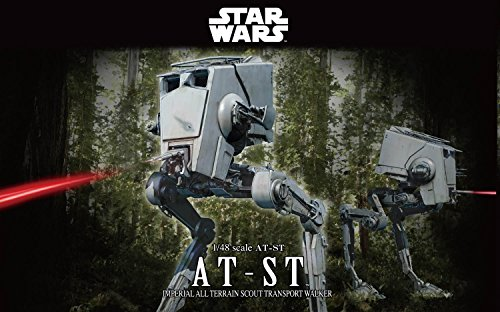 Bandai-AT-ST-148-Scale-Star-Wars-All-Terrain-Scout-Transport-Walker