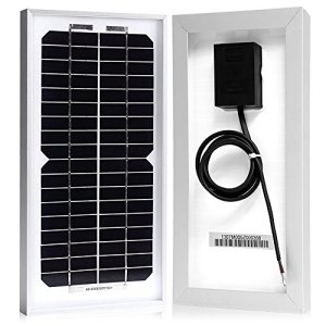 Mono Solar Panel 5W 10W 20W 30W 50WB 100WB