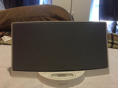Bose SoundDock digital music system for iPod (White)