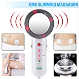 EMS Massager for Weight Loss Machine for Stomach 3 in 1 Infrared Fat Remover Massagers Skin Tightening Tools