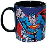 Westland Giftware Stoneware Mug, Superman, 14 oz., Multicolor