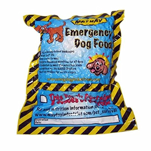 Mayday Emergency Survival Dog Food - 5 Pack 1