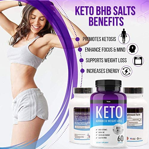 QFL Yuva/QFL Keto Diet Pills-exogenous ketones - Utilize Fat for Energy with Ketosis - Boost Energy & Focus, Manage Cravings, Support Metabolism - Keto BHB Supplement for Women and Men - 90 Day Supply 7