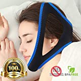 YOUN Chin Strap for Snoring Solution/Anti Snore Device/Sleep Aid for Men and Women and Give You The Best Sleep