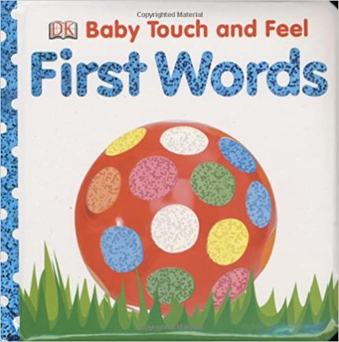 Baby Touch Feel Book