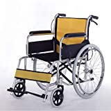 Canes- Multifunctional Wheelchair Foldable Portable Nursing Wheelchair Disabled Manual Electric Dual-Purpose Wheelchair