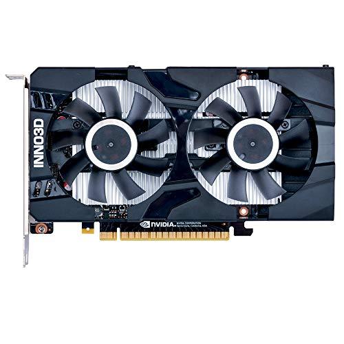 INNO3D NVIDIA GEFORCE GTX 1650 X2 OC 4GB GDDR5 Gaming Graphic Card 4