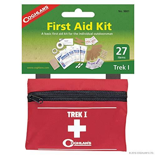 Coghlan's Trek Kit de Primeros Auxilios