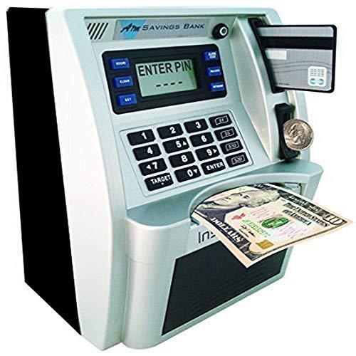 LB Toys Kids Girls Talking ATM Savings Bank for Kids