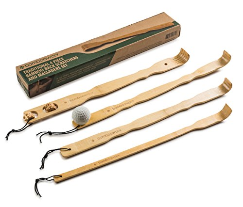 BambooWorx Traditional Back Scratcher