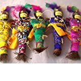 Assorted Colors Original New Orleans Voodoo Doll