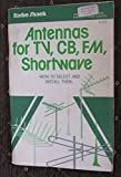 Antennas for TV, CB, FM, shortwave: How to select and install them