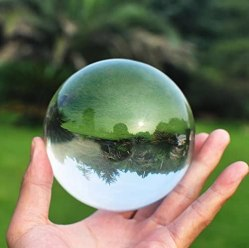 DSJUGGLING Dawson Juggling Clear Acrylic Contact Juggling Ball