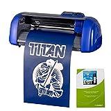 Coupe-vinyle Titan Craft avec coupe VinylMaster Cut-US de 15 pouces ...