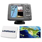 Lowrance Hook-5 Coastal Nautic Insight Sonar/GPS Mid/High/Downscan Fishfinder