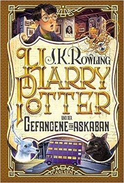 In Retrospect | Lesemonat Januar 2020 - Harry Potter und der Gefangene von Askaban