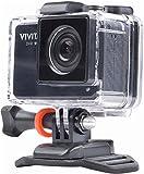 Vivitar DVR917HD 4K Action Camera with Remote (Black)