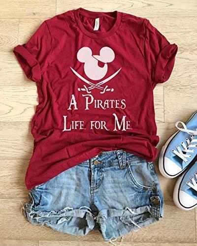 A Pirates Life For Me Disney Cruise Pirates Night Tshirt