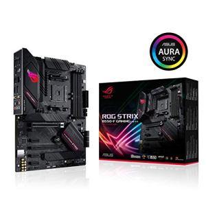 ASUS ROG Strix B550-F Gaming (WiFi 6) AMD AM4 (3rd Gen Ryzen ATX Gaming Motherboard (PCIe 4.0, 2.5Gb LAN, BIOS Flashback…