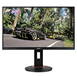 Acer XF250Q Cbmiiprx 24.5' Full HD (1920 x 1080) Zero Frame TN Gaming AMD FreeSync and NVIDIA G-SYNC Compatible Monitor - 1ms | 240Hz Refresh (Display, HDMI 2.0, HDMI 1.4 ports)