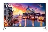 TCL 55' Class 6-Series 4K UHD QLED Dolby Vision HDR Roku Smart TV - 55R625