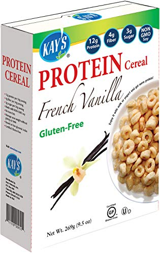 Kay's Naturals Protein Breakfast Cereal, French...