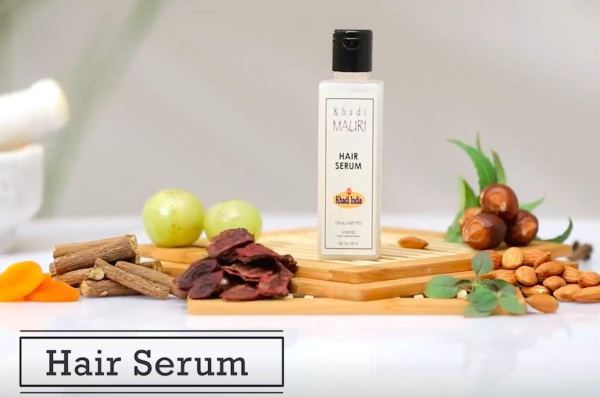 Best chemical free hair serums in India