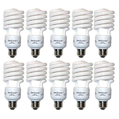 10 Pack SunBlaster Compact Fluorescent - 26 Watt 10x[946301]