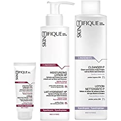 Metal & Nickel Allergy Pack - Protects skin from metals (Nickel, Chromium, Cobalt…) for up to 14h. Moisturizes intensely. Cleanses softly. Proven efficacy. Extremely safe & pure formulations.