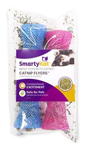 SmartyKat-Catnip-Flyers-Mesh-Cat-Toys-Set-of-2