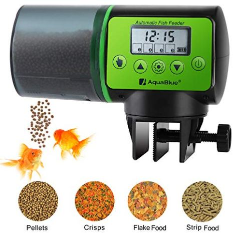 Torlam-Auto-Fish-Feeder-Moisture-Proof-Electric-Auto-Fish-FeederAquarium-Tank-Timer-Feeder-Vacation-Weekend-2-Fish-Food-Dispenser