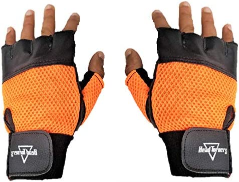 HeadTurners Gym Gloves for Weightlifting, Crossfit, Fitness & Other Sports for Men & Women