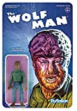 Super7 Universal Monsters Wolfman Figure Reaction