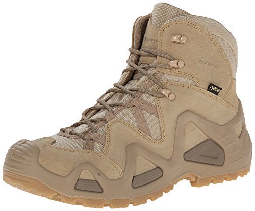 Lowa Men's Zephyr GTX Mid TF Hiking Boot,Light Olive,12 M US