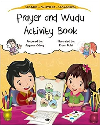 Prayer and Wudu Activity Book