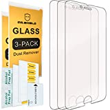 [3-PACK]-Mr. Shield For iPhone 6 Plus / iPhone 6S Plus [Tempered Glass] Screen Protector with Lifetime Replacement