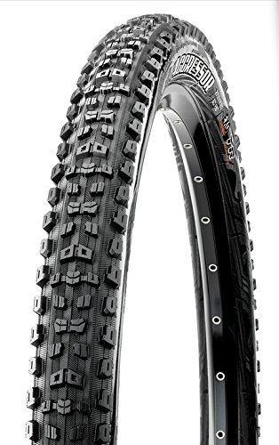 Maxxis Aggressor Wide Trail EXO/TR Tire - 29in Black, Dual Compound, 29x2.5