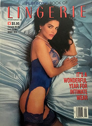Playboy's Book of Lingerie, January/February 1992